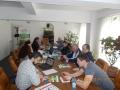 """Intâlnirea de lucru pentru implementarea proiectului de cooperare cu titlul """"Cooperarea Italo-Romana pentru valorizarea filierelor agroalimentare de calitate"""" 19-21 Februarie 2014"""
